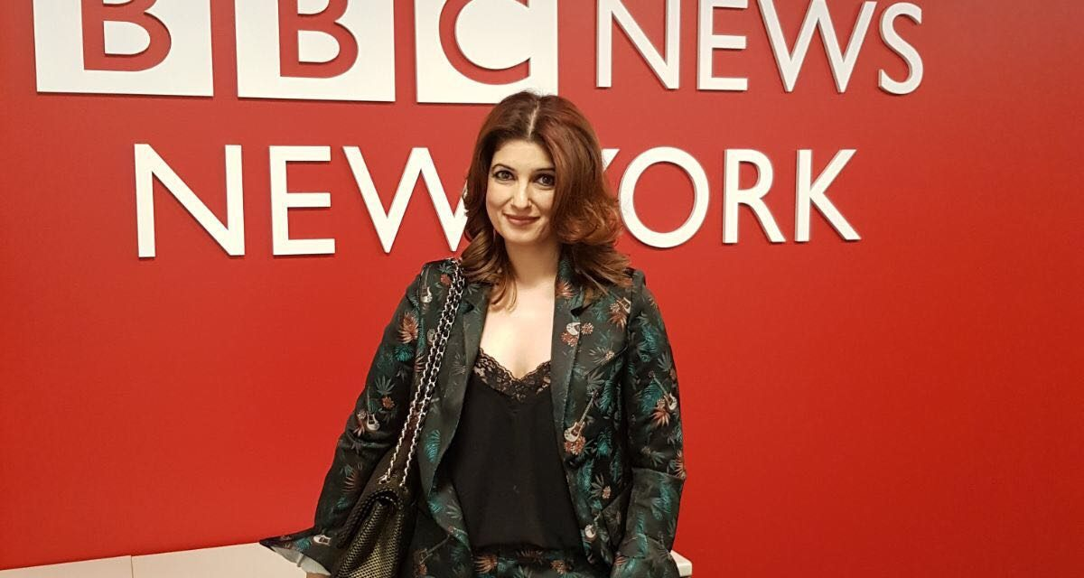 Twinkle Khanna unites for 'Girl Power'