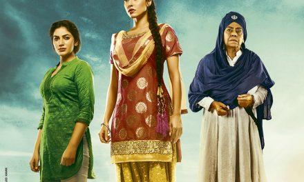 British Asian model Punjabi Film debut