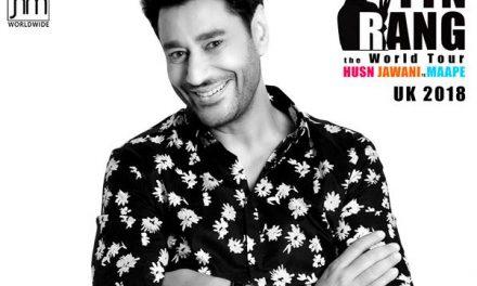 Harbhajan Mann UK tour hype
