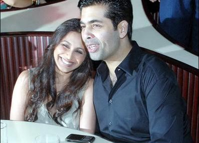 Karan Johar & Rani reunite after 5 years