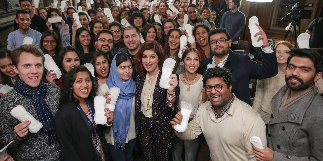 When Twinkle Khanna met Malala
