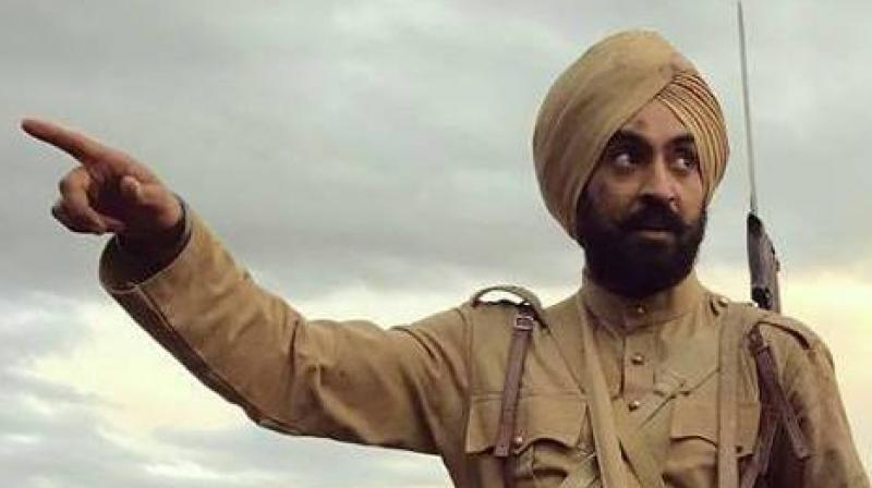 Diljit's 'Rangroot' trailer out now