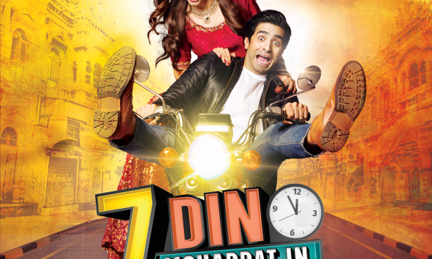 7 Din Mohabbat In Official Teaser
