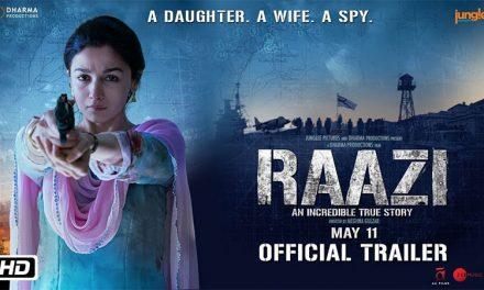 Are you ready for Alia Bhatt's Raazi?