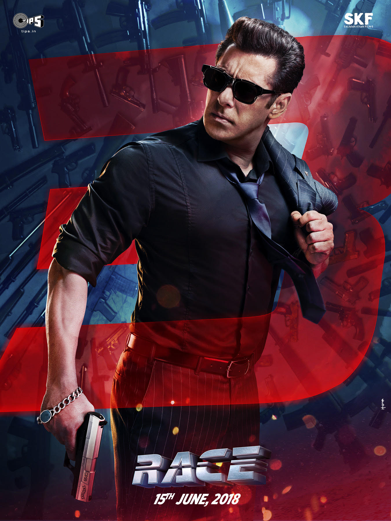 Race 3 first look revealed