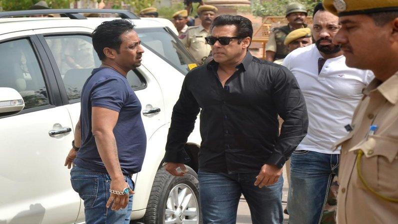 Stars respond to Salman Khan prison shock