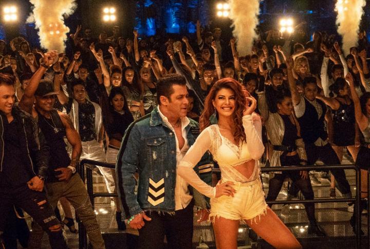 Race 3 song featuring Salman & Jacqueline