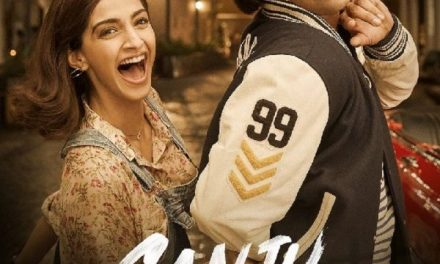 Sanjay Dutt inspired movie 'Sanju' poster revealed