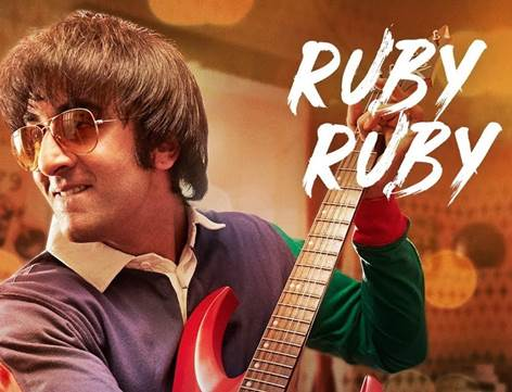 Latest Sanju song 'Ruby Ruby' by A. R. Rahman