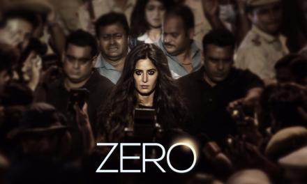 Shah Rukh Khan unviels Katrina's avatar in 'Zero'