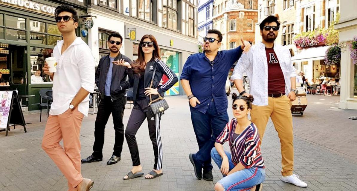 Jawani Phir Nahi Ani 2 Mania takes over the UK