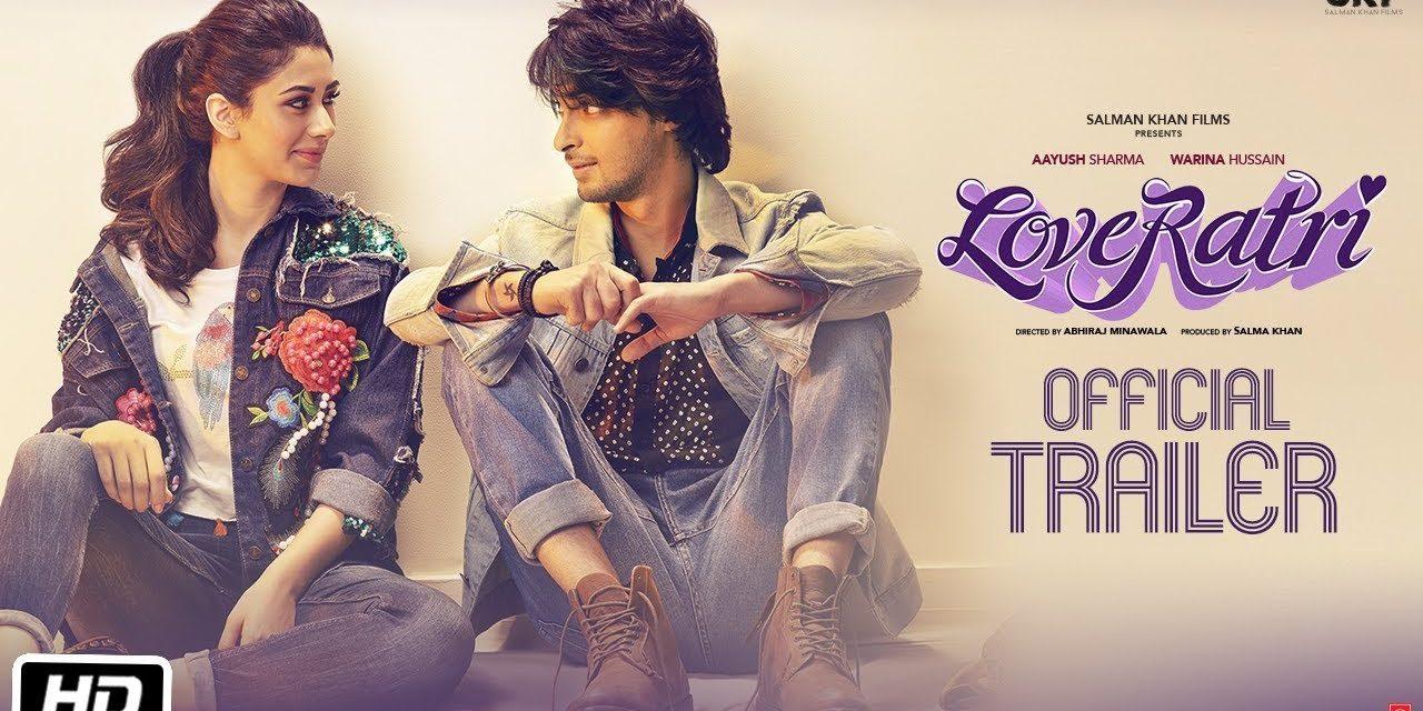 Salman Khan films presents 'Loveratri'