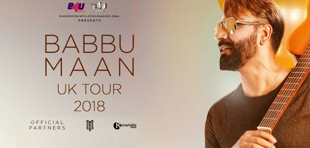 Babbu Maan frenzy in the UK has started