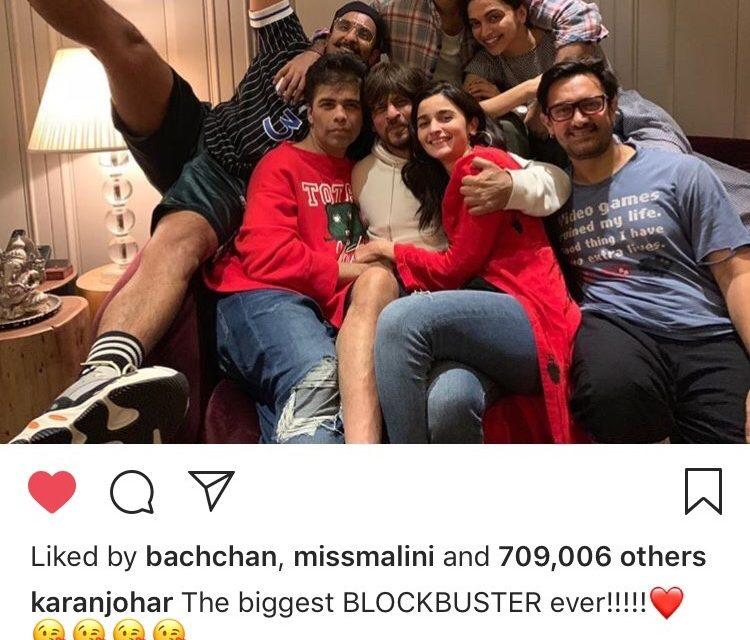 Karan Johar's biggest blockbuster EVER!