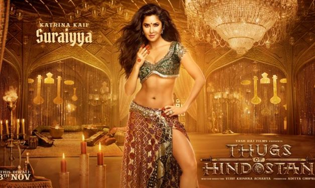 Katrina Kaif looks sensational as Suraiyya