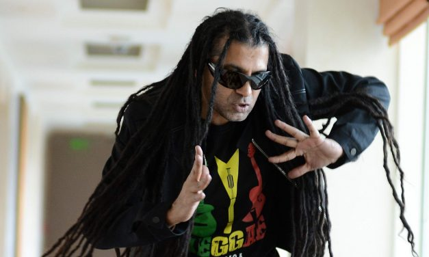 The legendary Apache Indian is back!!