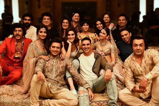 Housefull 4 wraps up shooting