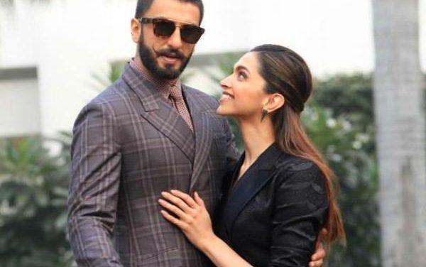 Wedding prep has started for Ranveer and Deepika