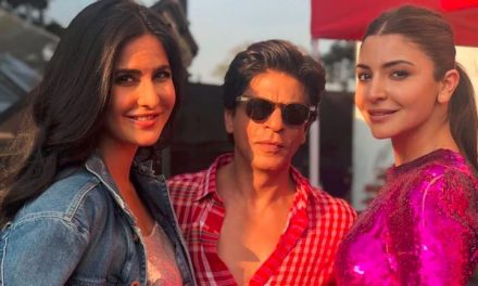 Shah Rukh celebrates his birthday with 'Zero' trailer