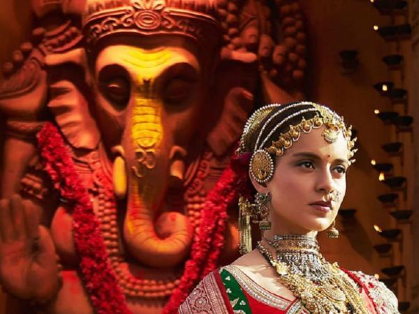 Kangana Ranaut stars as Manikarnika: Queen of Jhansi
