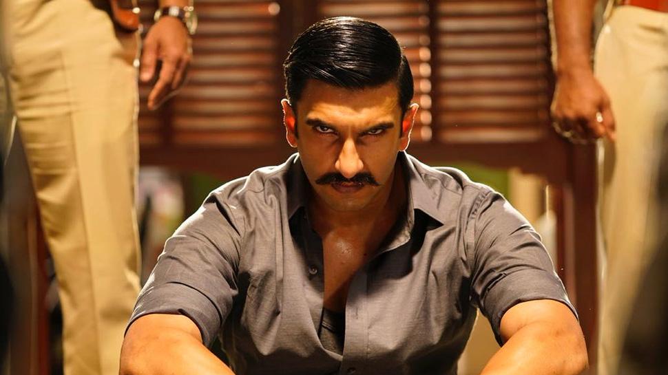 Ranveer Singh – the bad cop turned good!